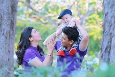 Chụp ảnh gia đình – Gia đình là tất cả! su sim 6 400x267