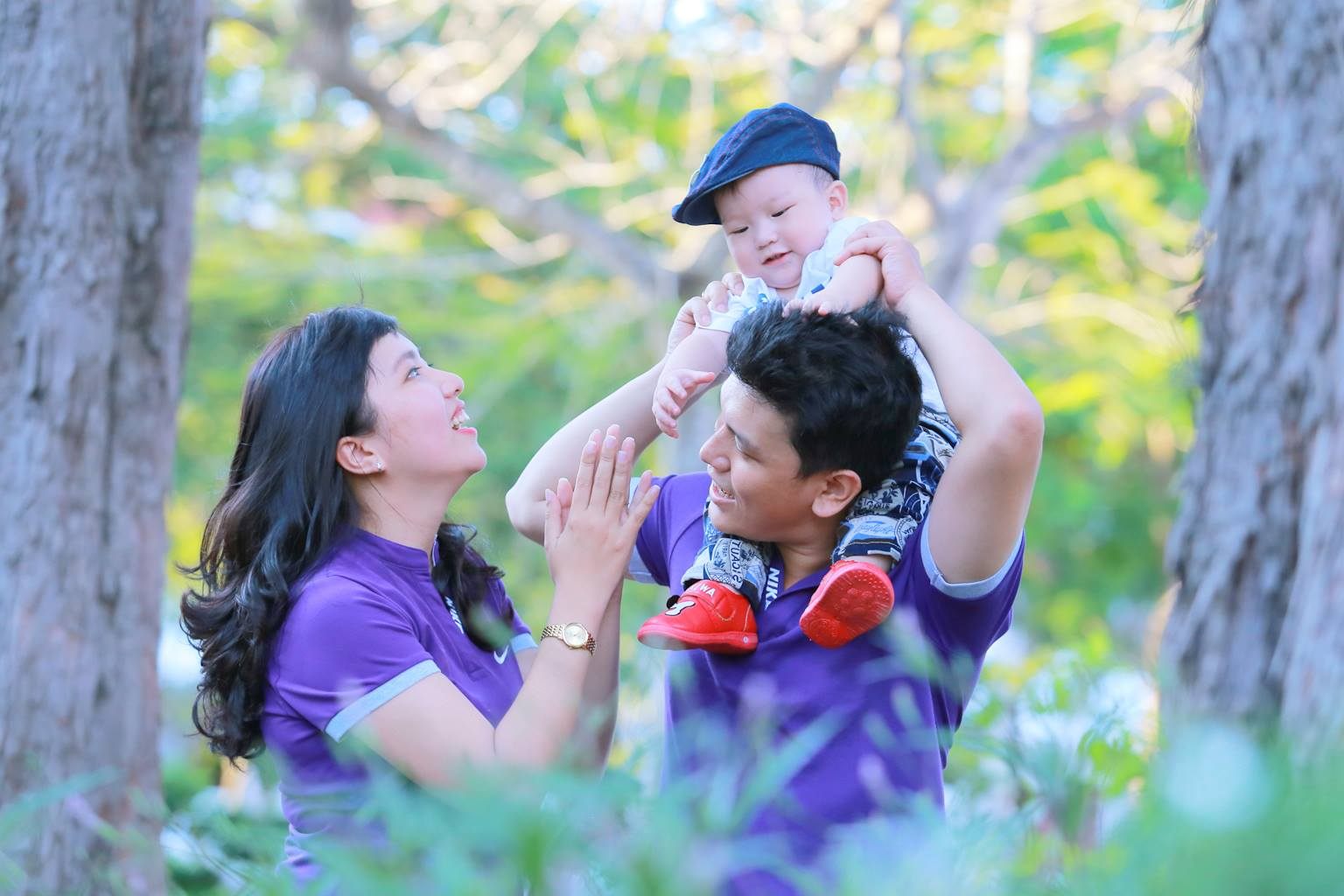 Chụp ảnh gia đình – Gia đình là tất cả! su sim 6